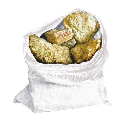 10 Pack Silverline 633686 Heavy Duty Woven Rubble Sacks 560mm x 660mm